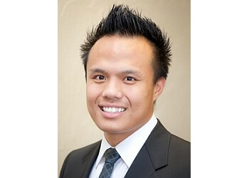 Garland pediatric optometrist Dr. Pui Tran, OD