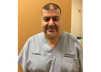 Joliet cosmetic dentist Dr. Rabeh Salamah-Mohammad, DDS