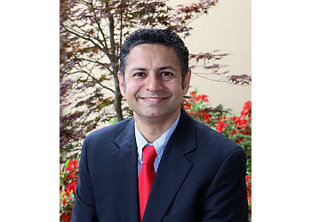 Dallas pediatric optometrist Dr. Rajan Arora, OD