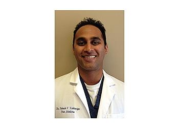Sterling Heights pain management doctor Dr. Rakesh V. Vakhariya, DO