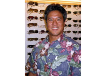 Honolulu pediatric optometrist Dr. Randall Sakamoto, OD, PHD