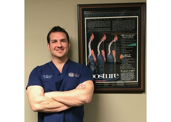 Springfield chiropractor Dr. Ransom J. Morin, DC
