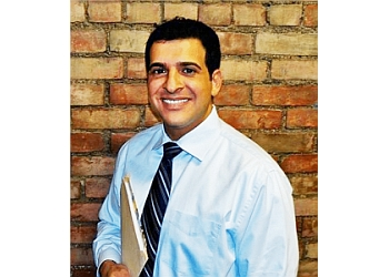 Detroit chiropractor Rashad Saleh, DC