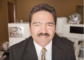 McAllen eye doctor Dr. Raul A. Pena, MD