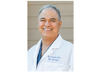 Fremont pain management doctor Dr. Ravi S. Panjabi, MD