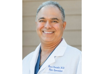 Hayward pain management doctor Dr. Ravi S. Panjabi, MD