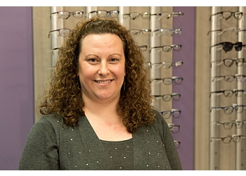 Philadelphia pediatric optometrist Dr. Rebecca Verna, OD