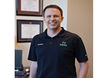 Gainesville orthodontist Dr. Reid W. Montini, DMD, MS, PA