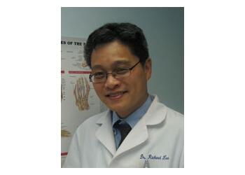 Alexandria podiatrist Dr. Richard G. Lee, DPM