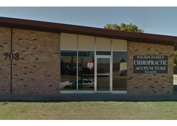 Waco chiropractor Dr. Richard G. Wilson, DC