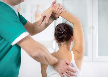 Eugene chiropractor Dr. Richard K. Reneau DC