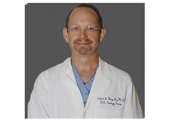 Corpus Christi urologist  Robert A. May, MD
