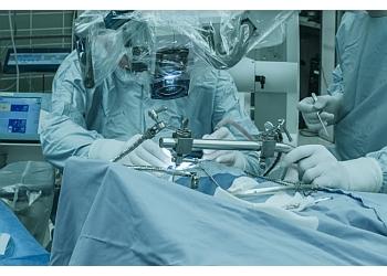 St Louis neurosurgeon Robert Bernardi III, MD