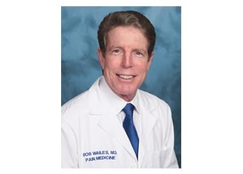 Oceanside pain management doctor Robert E. Wailes, MD