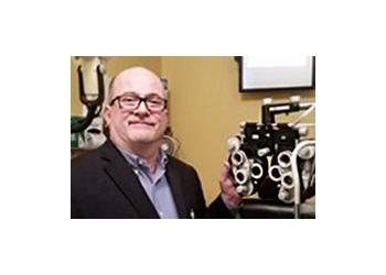 Buffalo eye doctor Dr. Robert H. Hornberger, OD