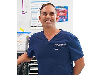 Santa Ana podiatrist Dr. Robert J. Joseph, DPM