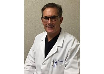 Fresno podiatrist Dr. Robert K. Buckenberger, DPM
