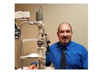 Cedar Rapids eye doctor Dr. Robert Kingus, OD