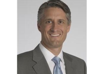 Cleveland ent doctor Robert Lorenz, MD