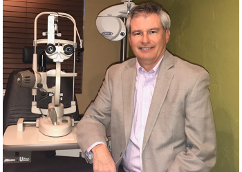 Tucson pediatric optometrist Dr. Robert Mulgrew, OD