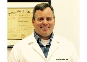 Wilmington podiatrist Dr. Robert O'Malley, DPM
