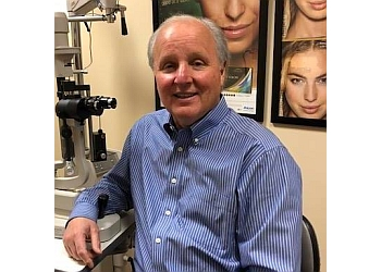 Tulsa eye doctor Dr. Robert R. Vincent, OD