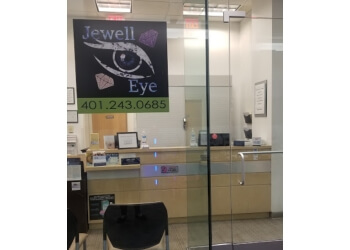 Providence pediatric optometrist Dr. Robin Jewell, OD