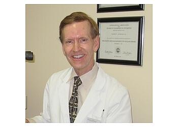 Oceanside eye doctor Dr. Rodney Johnson, OD