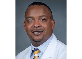 Columbia cardiologist Rodney V. Harrison, MD, FACC