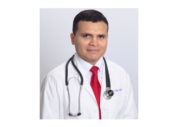 Phoenix eye doctor Dr. Roger A. Juarez, OD