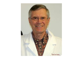 Honolulu pediatric optometrist Dr. Roger Ede, OD