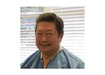 Honolulu dentist Dr. Roger Wong, DDS