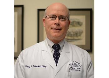 Murfreesboro dermatologist Ronald A. Nelson, MD, FAAD