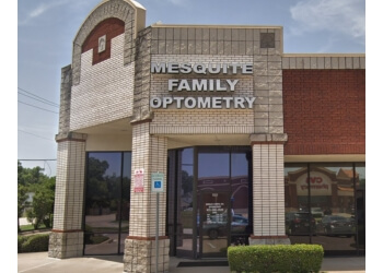 Mesquite pediatric optometrist Dr. Ronald K. Smith, OD