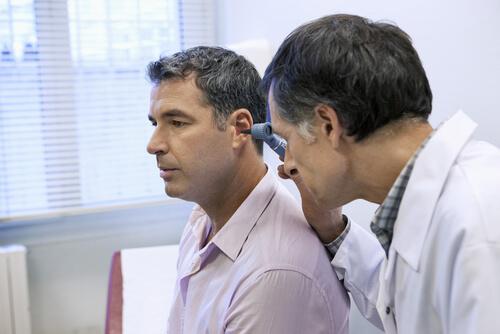 Fresno ent doctor Dr. Ronaldo A. Ballecer, MD