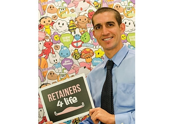 Miramar orthodontist Dr. Ronaldo Caponera, DDS