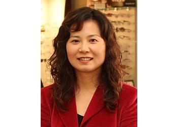 Fort Worth pediatric optometrist Dr. Ronnie Kim, OD