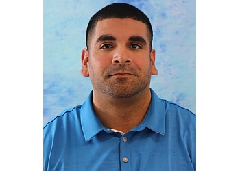 Pasadena physical therapist Dr. Rufino Gutierrez, PT, DPT