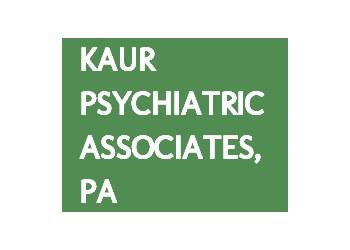 Greensboro psychiatrist Rupinder Kaur, MD