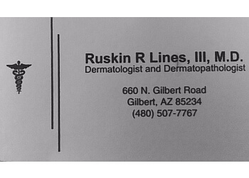 Dr. Ruskin R. Lines III, MD