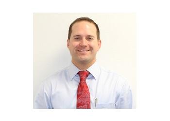 Amarillo pediatric optometrist Dr. Ryan C. Hollingsworth, OD