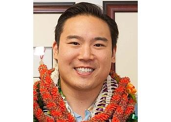 Honolulu dermatologist Dr. Ryan M. Sato, MD