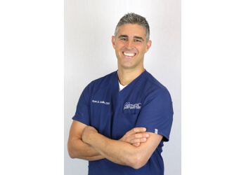 Mesa cosmetic dentist Dr. Ryan Wallin, DDS