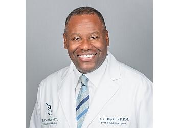 Downey podiatrist Dr. S. Boykins DPM