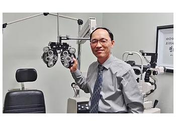 Garden Grove eye doctor Dr. STEVEN YOO, OD
