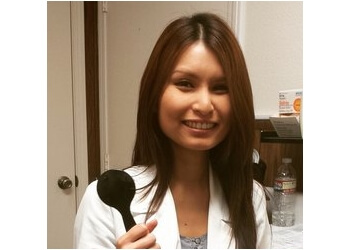 Garden Grove pediatric optometrist Dr. Sally Oeung, OD