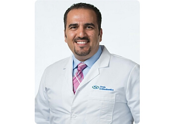 Worcester orthodontist  Sam Alkhoury, DMD