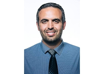 Stockton orthodontist Dr. Sam N. Suliman, DDS, MDS