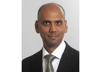 New York endocrinologist Sanjiv Kinkhabwala, MD