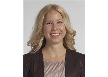 Cleveland psychologist Dr. Sara Davin, Psy.D